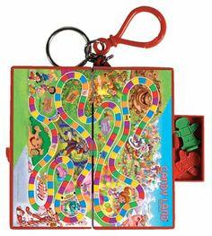 Candy Land Game Keychain   Freda's Voice