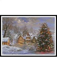 Happy Holidays Painting