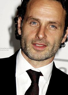Andrew Lincoln- Rick from Walking Dead..