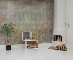 Hey,+look+at+this+wallpaper+from+Rebel+Walls,+Patinated+Diamonds!+#rebelwalls+#wallpaper+#wallmurals