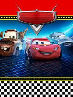 Montando a minha festa: Carros da Disney                                                                                                                                                                                 Mais