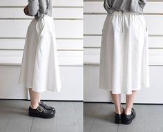 AQUA FITS:skirt - CUL DE PARIS online store