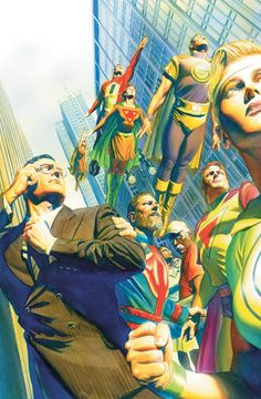 Judging (DC's November) Books By Their Covers | Comics Should Be Good! @ Comic Book Resources
