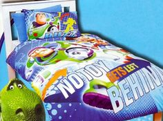 Boy Bedding Sets | Buzz Bedsheet for Teen Boys