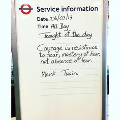 terrorist attack tube sign tribute