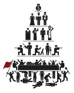 ... La dictadura casi perfecta El capitalismo es la cumbre evolutiva del totalitarismo.