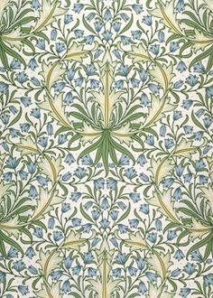 Harebell, William Morris and Co.