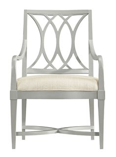 Stanley Furniture - Coastal Living Resort Heritage Coast Chair w Curved Arms
