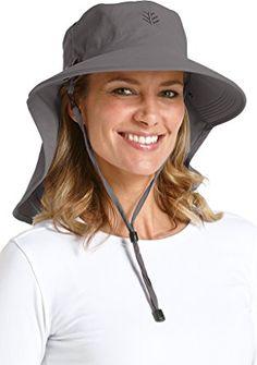 3ef0d157487 Coolibar UPF 50+ Women s Ultra Sun Hat – Sun Protective Review Women Hats