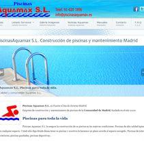 Piscinas Aquamax S.L.