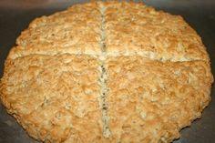 Saint Brigid's Oaten Bread from Ireland (her feast day is February 1st)