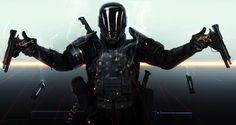 Last Man Standing: Killbook Of A Bounty Hunter