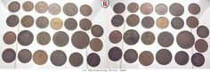 RITTER China, Lot of 25x Cash Coins, Copper, Various Provinces #coins