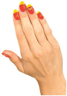 http://shops.razaky.com/product.php?asin=B007XT0ENY#sthash.D75gQiJA.dpbs[EXTRACT]Rubie's Costume Co offer the best  Dc Superheroes Wonder Woman Nail Art Kit (As Shown;One Size). This awesome product currently 8 unit available, you can buy it now for $5.99 $3.29 and usually ships in 1-2 business days New - #nail_art_pen #shellac_nail_polish #ideas_for_nail_art #cheap_nail_polish #acrylic_nail_art #nail_art_supplies #nail_art_sets #nail_art_kits