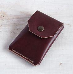 Garnet Coin / Card Wallet — Noise Goods