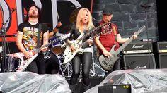 Lita Ford @ Alcatraz  Metalfest 2016