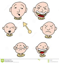 mood-face-expression-icon-set-faces-showing-different-expressions-over-time-34224883.jpg (1300×1390)