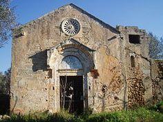 Chiesa di Santa Maria dell'Alto, Campi Salentina