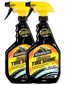 Armor All Extreme Tire Shine 22 oz. Best Tire Shine, Diy Car Cleaning, Car Care Tips, Armor All, Mildew Remover, Best Tyres, Car Wash, The Life