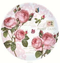 English Roses, Vintage Easter, Vintage Labels, Farmhouse Decor, Decoupage, Printables, Bird, Tableware, Epoxy
