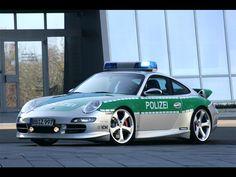 Papel de Parede Gratuito de Veículos : Carro da Polícia - Porsche                                                                                                                                                                                 Mais
