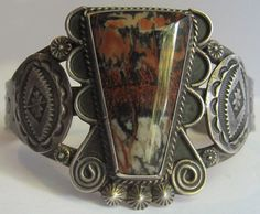 Like most older Native American jewelry, this piece is not stamped or hallmarked for silver content. It is sterling or a slightly lower grade of silver. Photos are not actual size. Coral Turquoise, Turquoise Jewelry, Silver Jewelry, Native American Jewellery, American Indian Jewelry, Handmade Silver, Handmade Jewelry, Jewelry Showcases, Southwest Jewelry