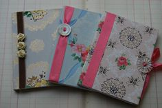mini journals | Flickr - Photo Sharing!