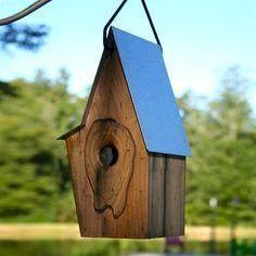 vintage+birdhouses | Bluestone Garden :: Birding :: Birdhouses :: Vintage Shed Birdhouse