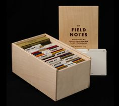The Archival Wooden Box