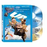 Up (Four-Disc Blu-ray/DVD Combo + BD Live) [Blu-ray] (Blu-ray)By Ed Asner
