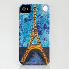 Eiffel Tower  IPHONE CASE  by gretzky-for S!