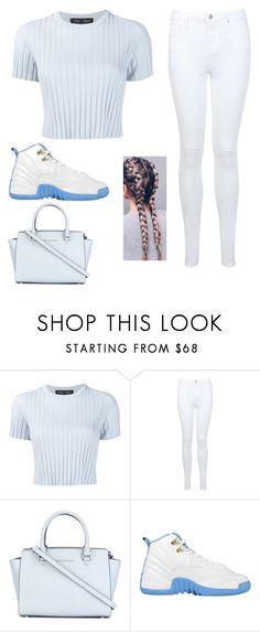 """""""#contest"""" by brooklynqueen04 ❤ liked on Polyvore featuring Proenza Schouler, Miss Selfridge, MICHAEL Michael Kors and contest"""