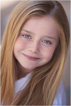 Denver Children S Headshot Photographer Merritt Portrait