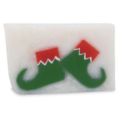 Bar Soap 5.8 oz. - ELF SHOES    A bubbly blend of effervescent champagne and bright citrus.
