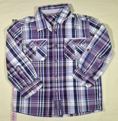 650 Ft. - Ing - lila-fehér kockás (Matalan) Matalan, Plaid, Shirts, Tops, Women, Fashion, Gingham, Moda, Fashion Styles