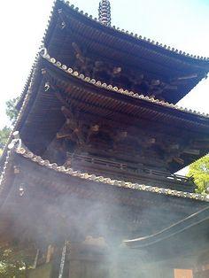 石手寺(愛媛・松山) Ishite-ji Temple, Matsuyama, Ehime