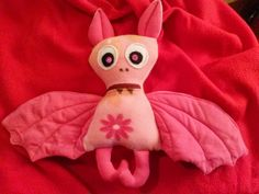 rosa Fledermaus