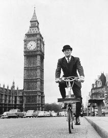 London commuting, 1960s