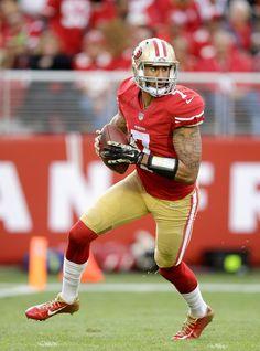 Colin Kaepernick Photos - Washington Redskins v San Francisco 49ers - Zimbio