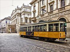 Milan street view | by © Bert Kaufmann