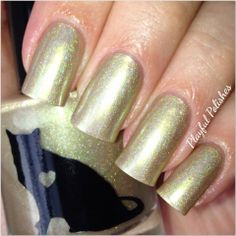 Geaux Gold Photo provided by Playful Polishes http://creationsbylynda.net/limitededitions.html