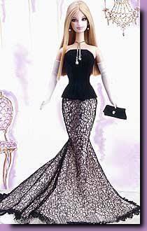 ALL ME :) LOVE THE DRESS!!!2001-Barbie Society Girl