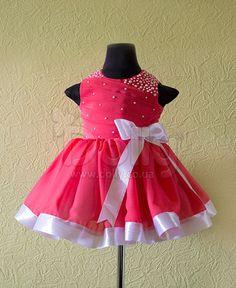 Платье Джессика коралловое