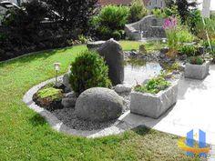 Garten stone