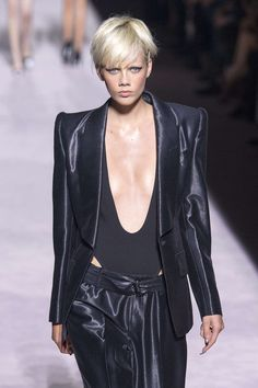 Tom Ford, Printemps/été 2018, New York, Womenswear