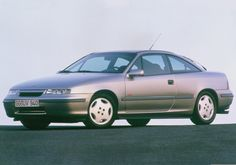 Opel Calibra 20i, Cd=0.288