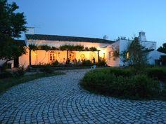 Santo Estevao farmhouse rental - Casarão, dinner under the vine Pergola
