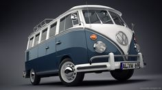 VW Bus Studio by JambioO on deviantART