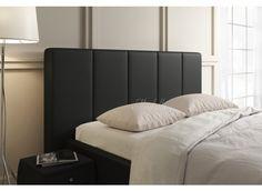 Hoofdbord Vanity is een modern model. De gestreepte voorzijde zorgt voor een moderne touch aan het design. Vanity heeft een breedte van 100 cm en een hoogte van 118 cm. Deze dient los geplaatst te worden. https://www.meubella.nl/slaapkamer/bedden/hoofdborden/hoofdbord-vanity-zwart-100-cm.html