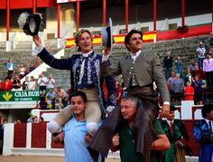 Segunda de abono de la Feria Taurina de Zamora  Toros de Excmo. Sr. Conde de Cabral Rui Fernandes Diego Ventura Leonardo Hernández